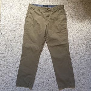 Banana Republic men's chinos. Size 35x32. EUC